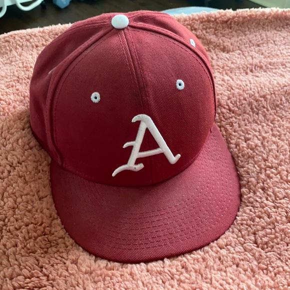 University of Arkansas hat